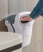 Sèche-mains Expair JVD de chez DB Distribution en suisse