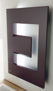 Panneau radiant électrique Dedalo de chez DB Distribution