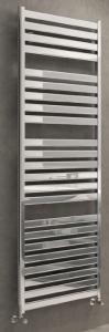 Radiateur sèche-serviette en acier de chez DB Distribution à Lausanne