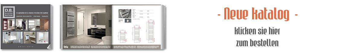 Bestellung Katalog DB Distribution